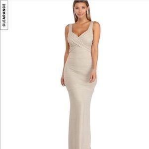 Lorena Glitter Dress - Size Small